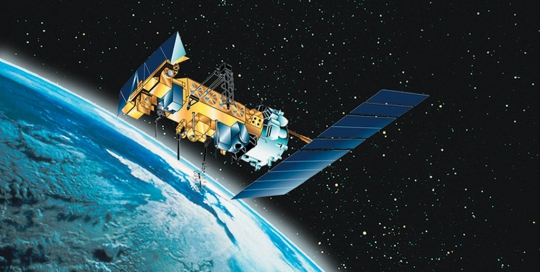 NOAA-N polar-orbiting spacecraft