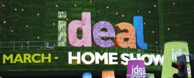 Toolstop @ Ideal Home Show