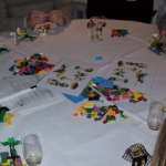 "LEGO Serious Play Workshop: ""IT Goverance & PMI certification"" — Airline"