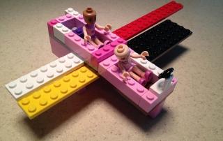 LEGO airplane
