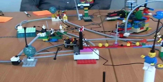 LEGO Serious Play - Connections and Relations
