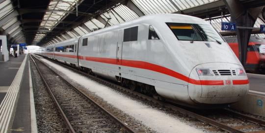 ICE railway