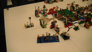 Lego Serious Play — Creating a Landscape