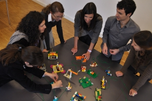 Lego Serious Play — Playing Emergence and Decisions