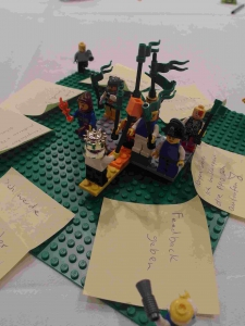LEGO Serious Play - Simple Guiding Principles