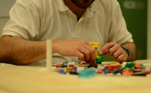LEGO Serious Play - Thinking with the Hands