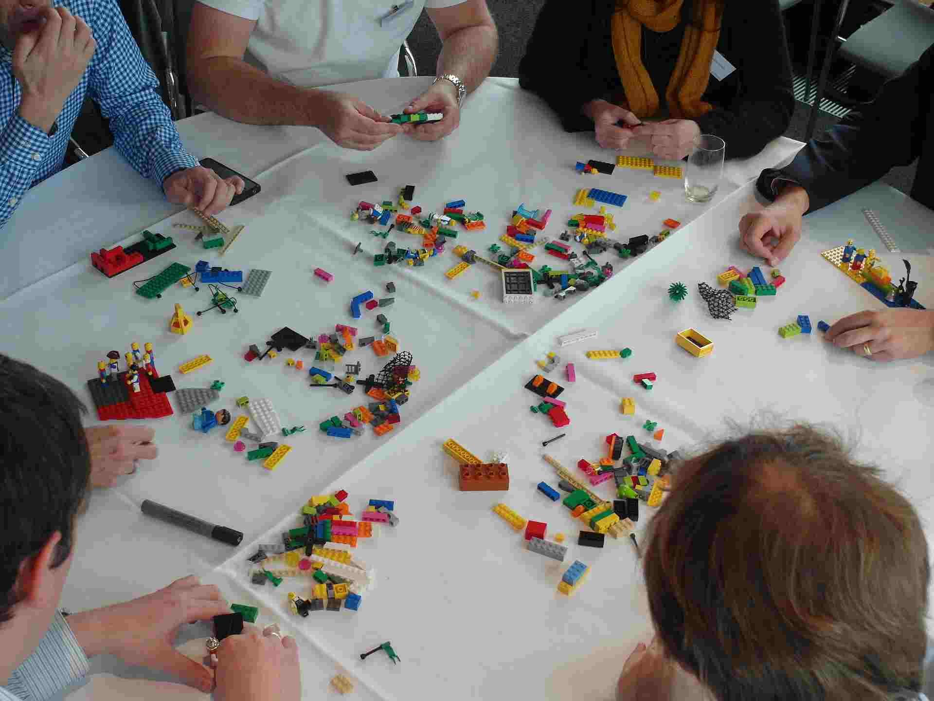 LEGO Serious Play - Individual Models