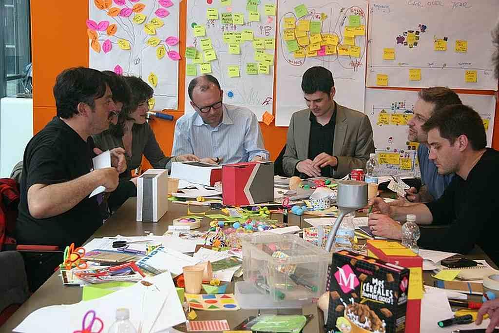 Innovation Game Workshop