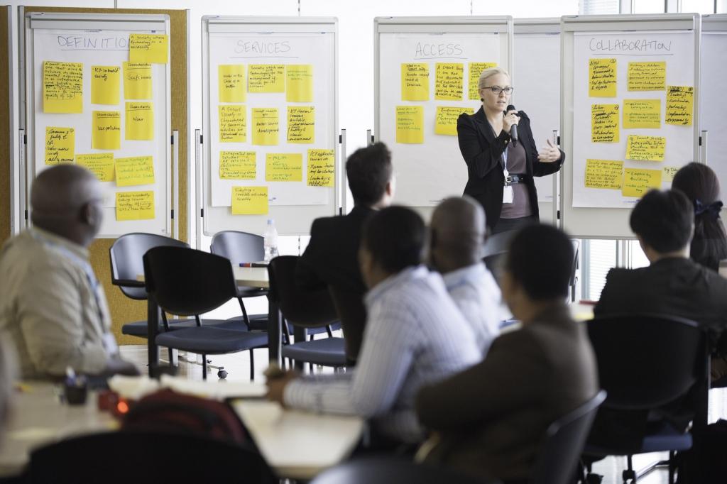 ITU Study Groups - World Café