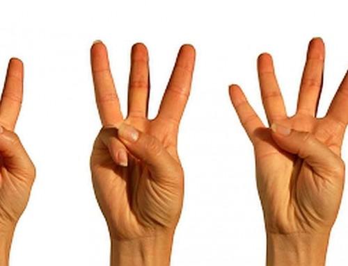 Five-Finger Voting