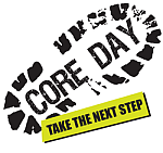 Coach Reflection Day - CoRe Day Logo