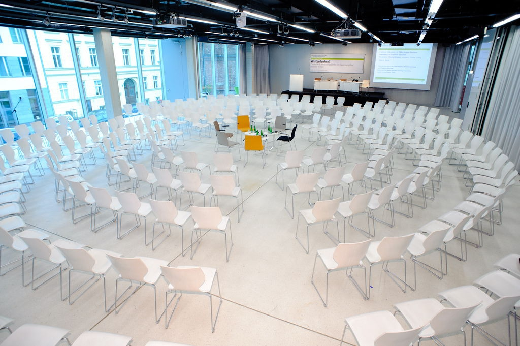 Fishbowl - Picture of the Seating
