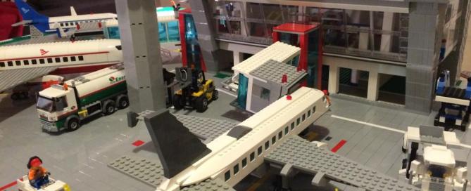 LEGO Scrum Airport