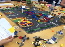 LEGO Scrum City