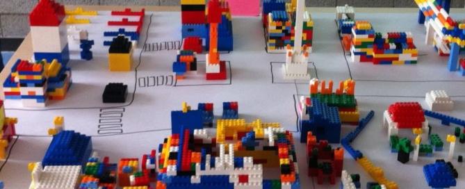 LEGO Scrum City