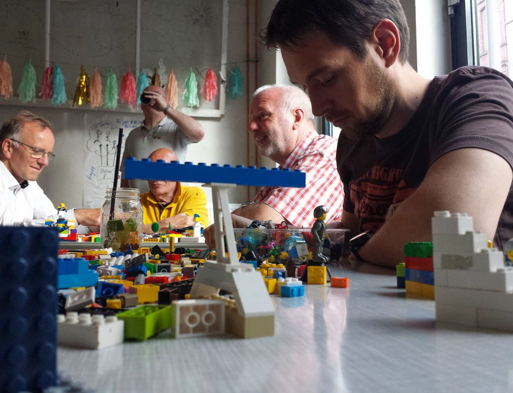 Scrum Trainings with LEGO