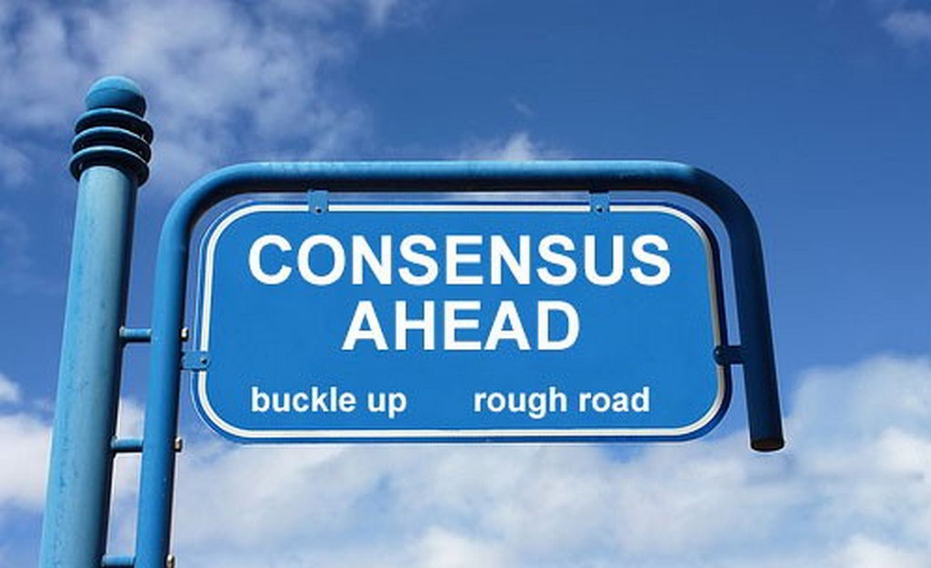 Consensus Ahead!