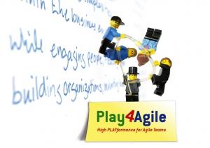 Play4Agile Logo