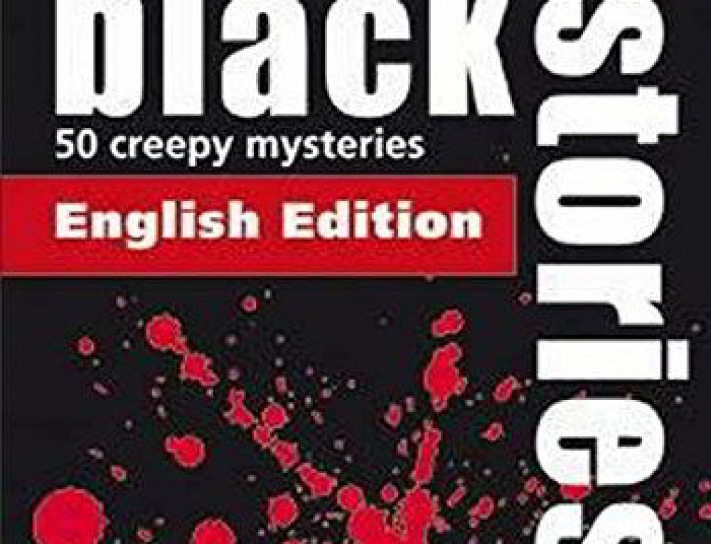 """""""Black Stories"""" - Empower Your Creativity with Lateral Thinking"""