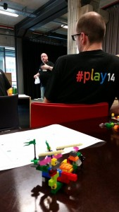 LEGO Serious Play, Team Charter #play14, 2016