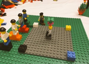 LEGO Serious Play workshop — Team Building & Collaboration