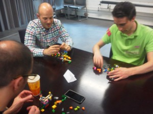 #play14.2016 — Team Values, LEGO Serious Play, and Team Charter Canvas 01