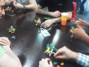 #play14.2016 — Team Values, LEGO Serious Play, and Team Charter Canvas 02