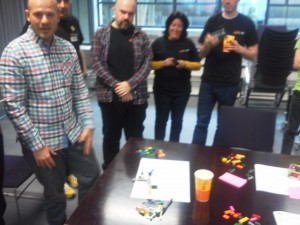 #play14.2016 — Team Values, LEGO Serious Play, and Team Charter Canvas 04