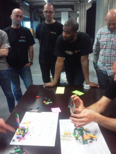 #play14.2016 — Team Values, LEGO Serious Play, and Team Charter Canvas 09