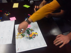 #play14.2016 — Team Values, LEGO Serious Play, and Team Charter Canvas 10