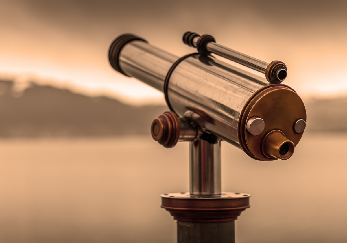 Telescope, Landscape