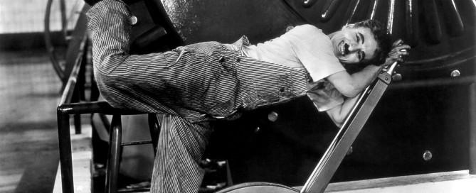 Charly Chaplin - Modern Times