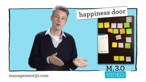 Happiness Door — An Alternate Feedback Tool for Events, Workshops, and Retrospectives