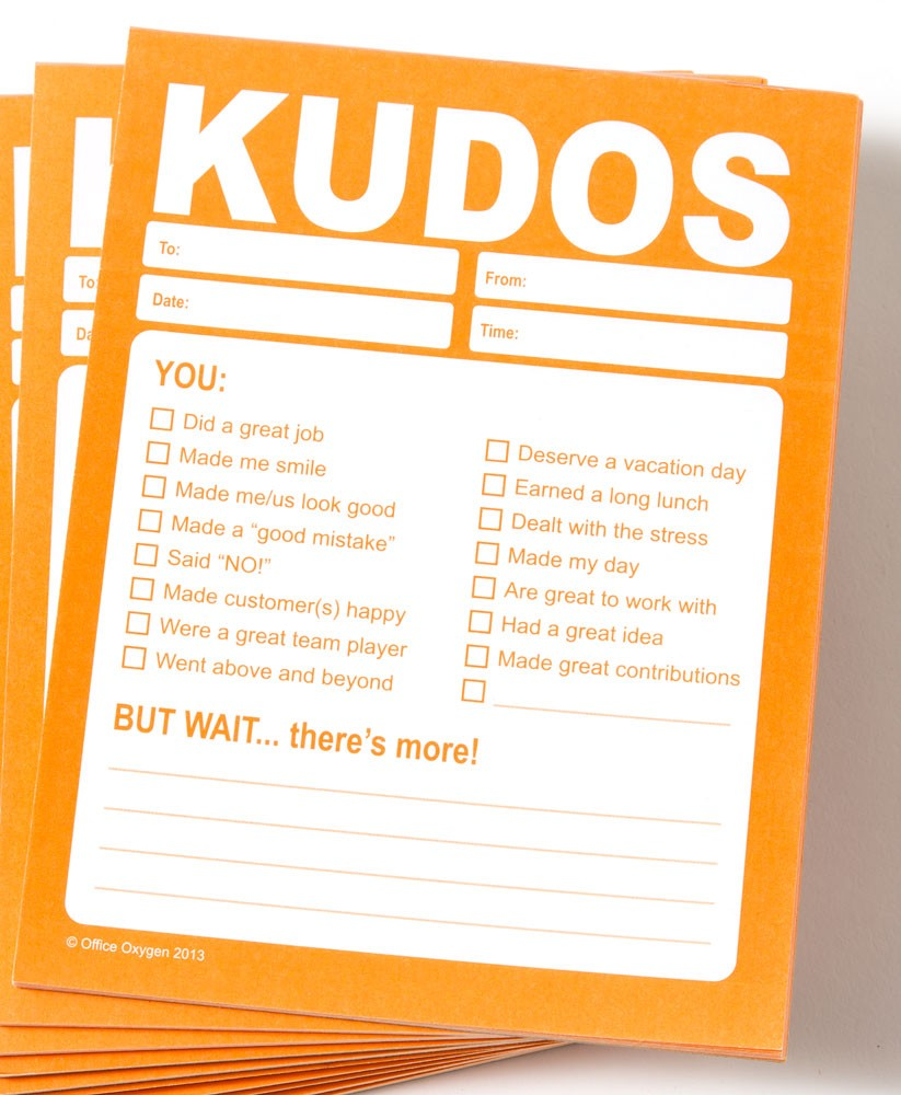 Appreciation Cards Kudo Wall And Kudo Box Plays In Business
