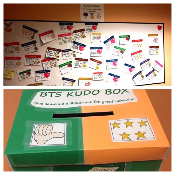 Kudo Wall & Kudo Box