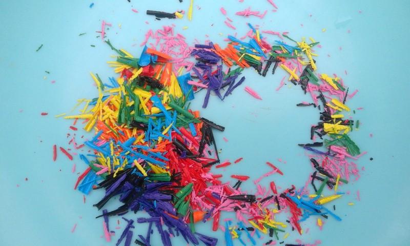 crayons & creativity