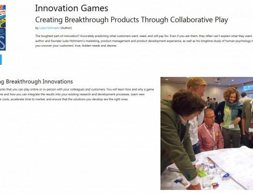 Portal: Innovation Games