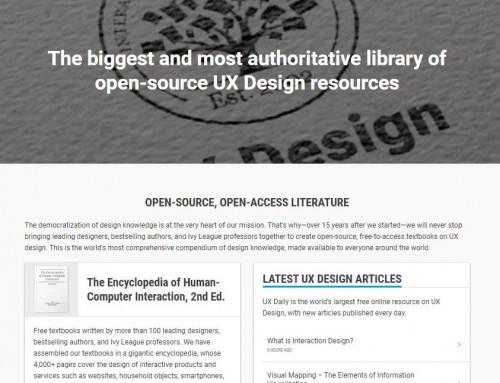 Portal: Interaction Design Foundation