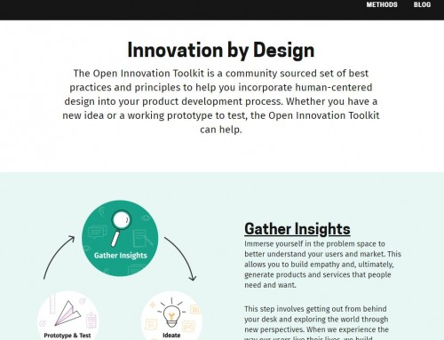 Portal: The Open Innovation Toolkit