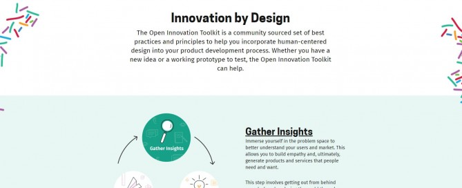 The Open Innovation Toolkit