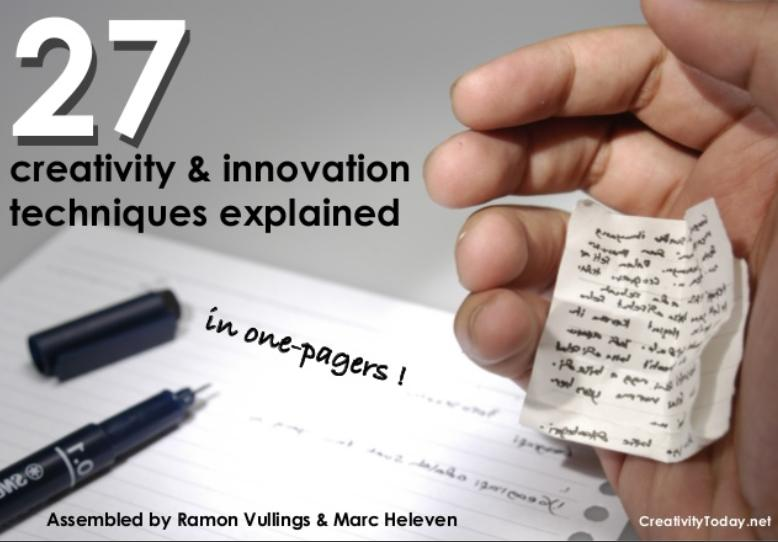 27 Creativity & Innovation Techniques