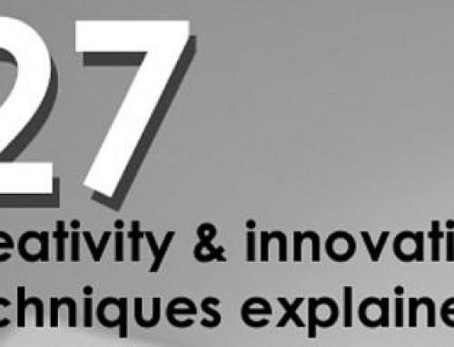 Ramon Vullings & Marc Heleven: 27 Creativity & Innovation Techniques