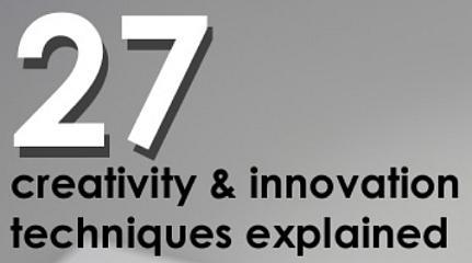 27 Creativity Techniques