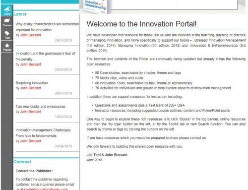 Portal: Innovation Portal