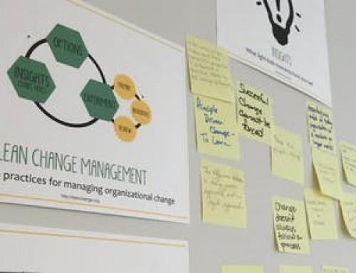 Lean Change Management — What is the Secret Sauce?