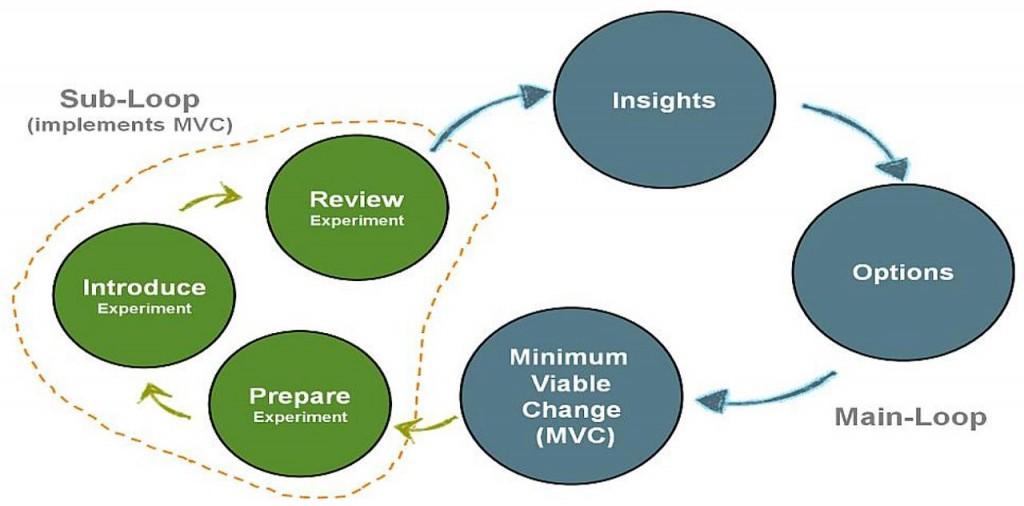 Lean Change Management Cycle