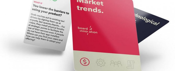 Board Of Innovation Brainstorming Card Deck