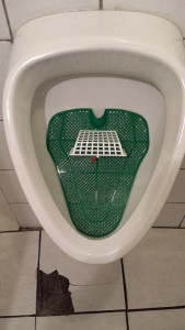 Nudge Urinal