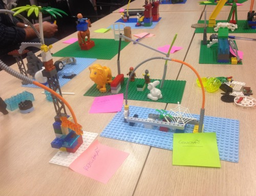 Strategie- und Lösungspotentiale von LEGO™ Serious Play™